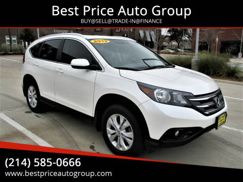 2013 Honda CR-V for sale at Best Price Auto Group in Mckinney TX