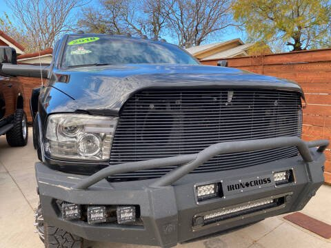2018 RAM Ram Pickup 3500 for sale at Speedway Motors TX in Fort Worth TX