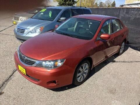 2009 Subaru Impreza for sale at G.K.A.C. Car Lot in Twin Falls ID