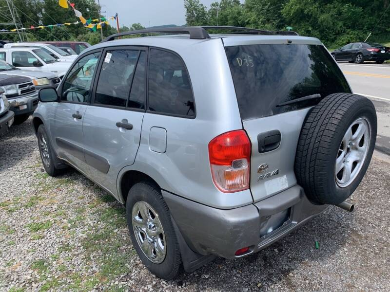 2002 Toyota RAV4 AWD 4dr SUV - West Pittsburg PA