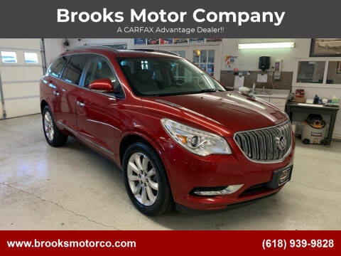 2013 Buick Enclave for sale at Brooks Motor Company in Columbia IL