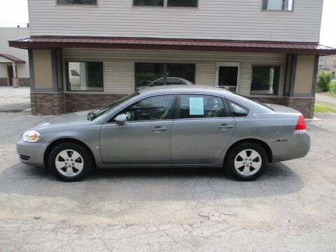 2008 Chevrolet Impala for sale at Settle Auto Sales STATE RD. in Fort Wayne IN