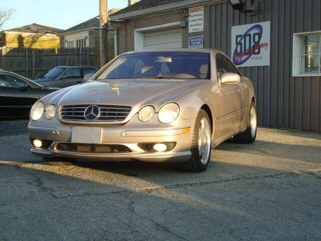 2001 Mercedes-Benz CL-Class for sale in New Bedford, MA
