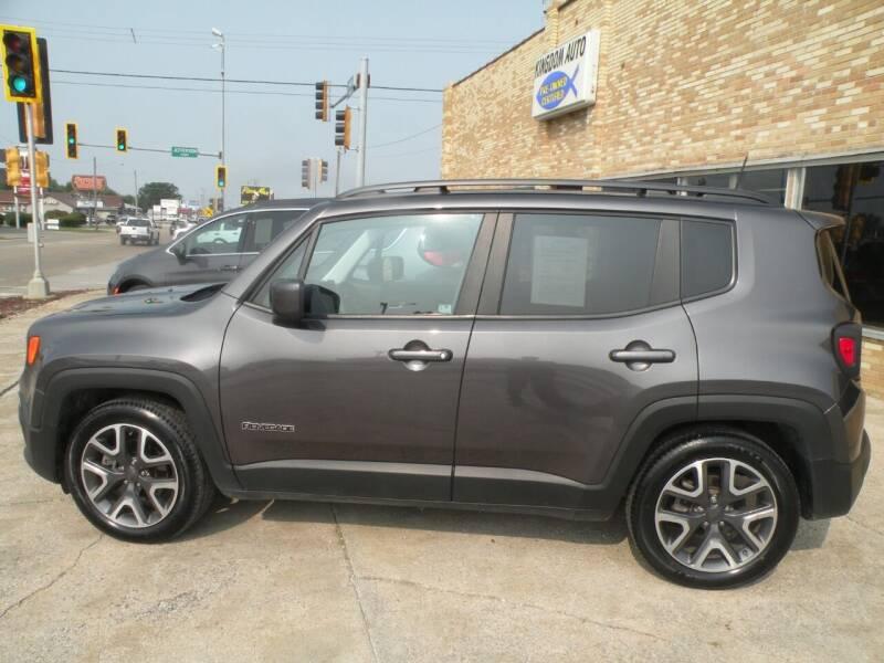 2018 Jeep Renegade for sale at Kingdom Auto Centers in Litchfield IL