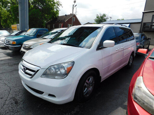 2005 Honda Odyssey for sale at WOOD MOTOR COMPANY in Madison TN