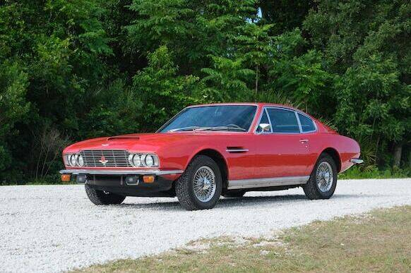 1969 Aston Martin DBS Saloon for sale at Gullwing Motor Cars Inc in Astoria NY