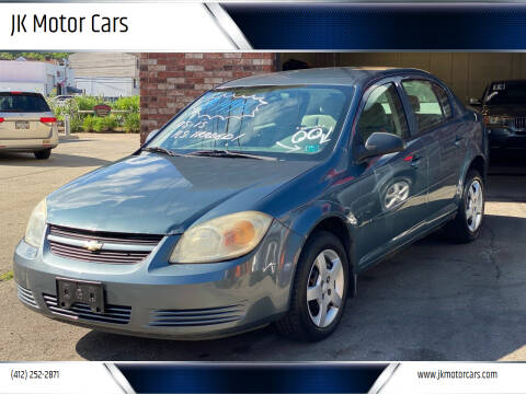 2005 Chevrolet Cobalt for sale at JK Motor Cars in Pittsburgh PA