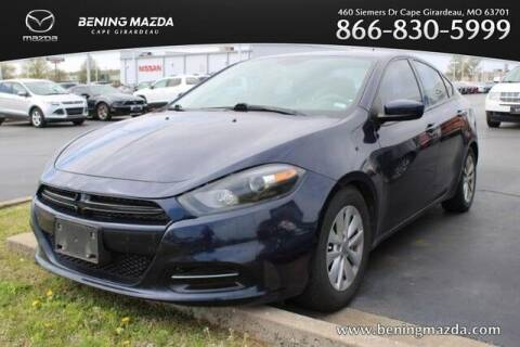 2014 Dodge Dart for sale at Bening Mazda in Cape Girardeau MO