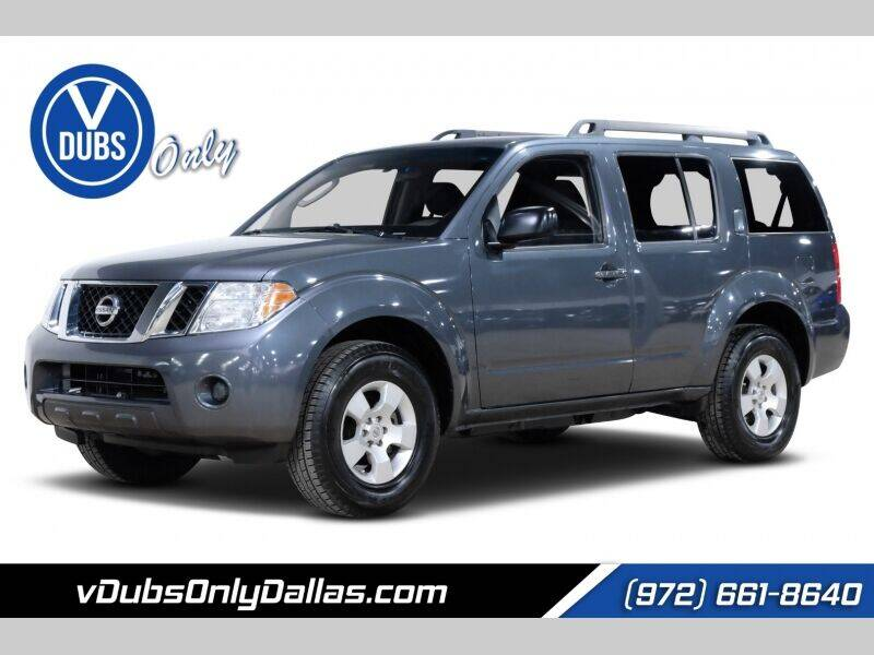 2012 Nissan Pathfinder for sale in Dallas, TX