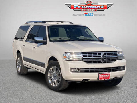 2014 Lincoln Navigator L for sale at Rocky Mountain Commercial Trucks in Casper WY
