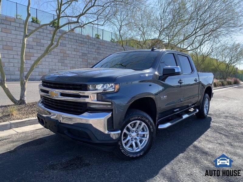 2019 Chevrolet Silverado 1500 for sale at AUTO HOUSE TEMPE in Tempe AZ