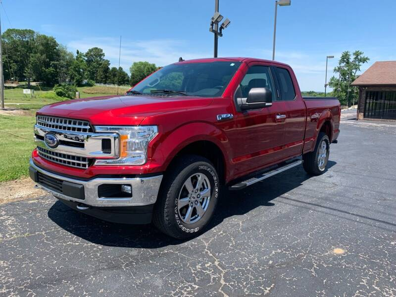 2019 Ford F-150 for sale at Browns Sales & Service in Hawesville KY