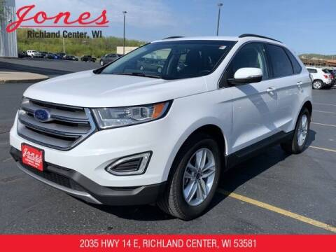 2017 Ford Edge for sale at Jones Chevrolet Buick Cadillac in Richland Center WI