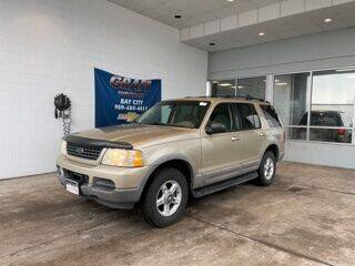2002 Ford Explorer for sale at GRAFF CHEVROLET BAY CITY in Bay City MI