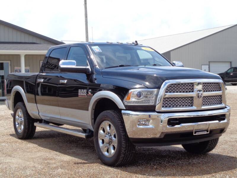 2016 RAM Ram Pickup 2500 for sale at Burkholder Truck Sales LLC (Versailles) in Versailles MO