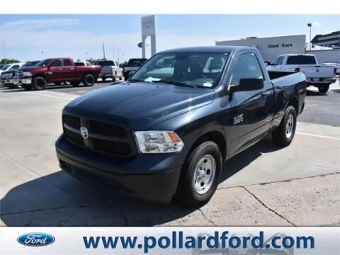 2018 RAM Ram Pickup 1500 for sale at South Plains Autoplex by RANDY BUCHANAN in Lubbock TX