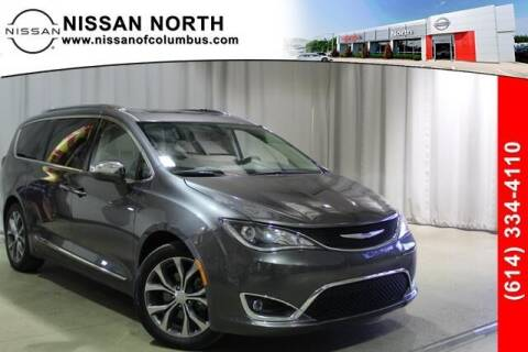 2017 Chrysler Pacifica for sale at Auto Center of Columbus in Columbus OH