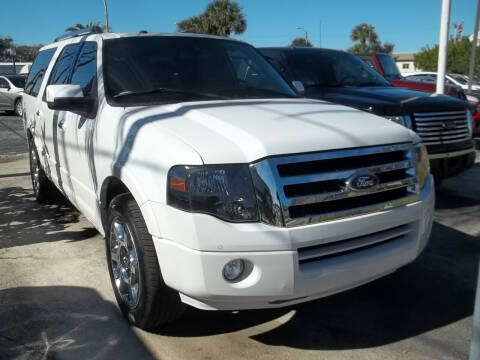 2013 Ford Expedition EL for sale at PJ's Auto World Inc in Clearwater FL