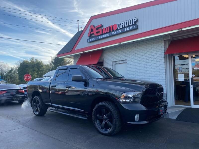 2018 RAM Ram Pickup 1500 for sale at AG AUTOGROUP in Vineland NJ