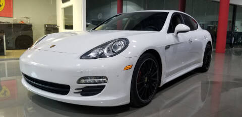 2012 Porsche Panamera for sale at Prestige USA Auto Group in Miami FL