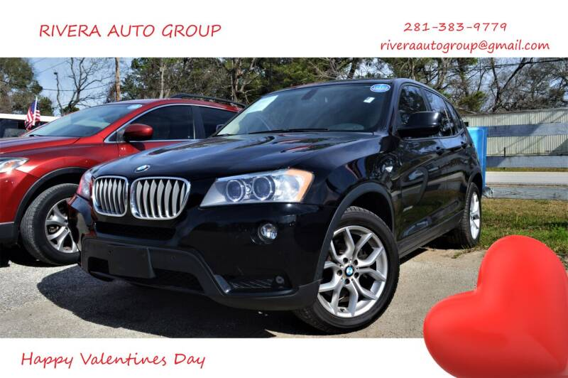 2011 BMW X3 for sale at Rivera Auto Group in Spring TX