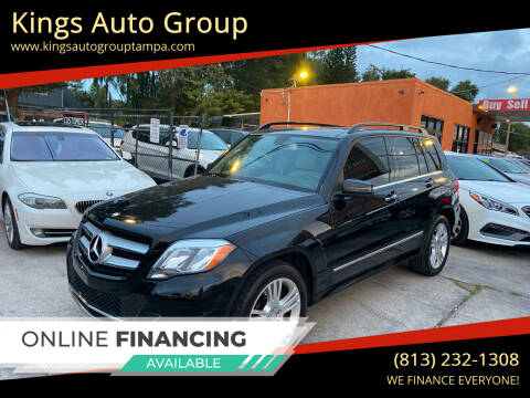 2014 Mercedes-Benz GLK for sale at Kings Auto Group in Tampa FL