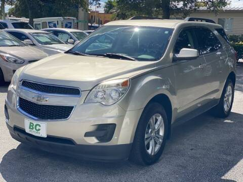 2013 Chevrolet Equinox for sale at BC Motors in West Palm Beach FL