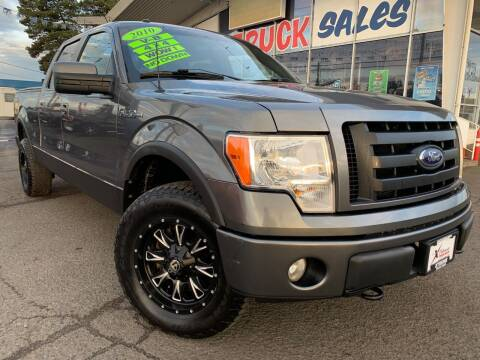 2010 Ford F-150 for sale at Xtreme Truck Sales in Woodburn OR