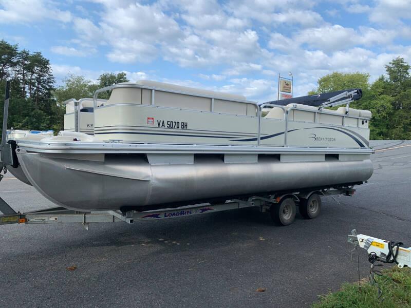 2006 Bennington 2275GL for sale at Performance Boats in Spotsylvania VA