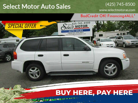 2005 GMC Envoy for sale at Select Motor Auto Sales in Lynnwood WA