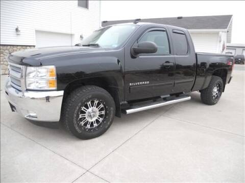 2013 Chevrolet Silverado 1500 for sale at OLSON AUTO EXCHANGE LLC in Stoughton WI