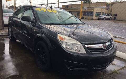 2008 Saturn Aura for sale at Bobby Lafleur Auto Sales in Lake Charles LA