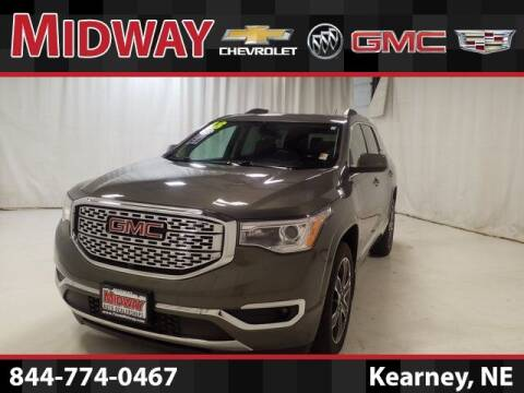 2018 GMC Acadia for sale at Midway Auto Outlet in Kearney NE