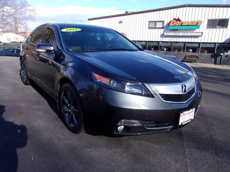 2012 Acura TL for sale at Dorman's Auto Center inc. in Pawtucket RI