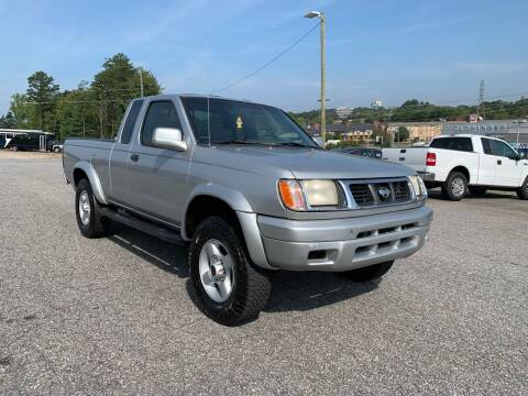 2000 Nissan Frontier for sale at Hillside Motors Inc. in Hickory NC