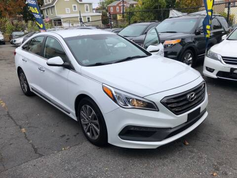 2015 Hyundai Sonata for sale at Welcome Motors LLC in Haverhill MA