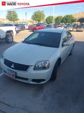 2009 Mitsubishi Galant for sale at Stephen Wade Pre-Owned Supercenter in Saint George UT