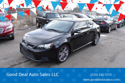 2012 Scion tC for sale at Good Deal Auto Sales LLC in Denver CO