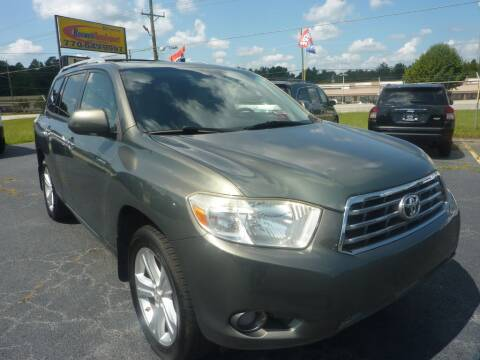 2008 Toyota Highlander for sale at Roswell Auto Imports in Austell GA