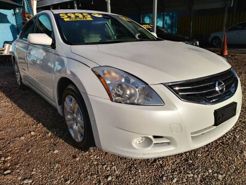 2012 Nissan Altima for sale at AFFORDABLE AUTO SALES OF STUART in Stuart FL