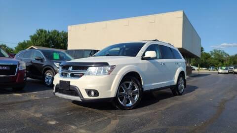 2014 Dodge Journey for sale at Sedo Automotive in Davison MI