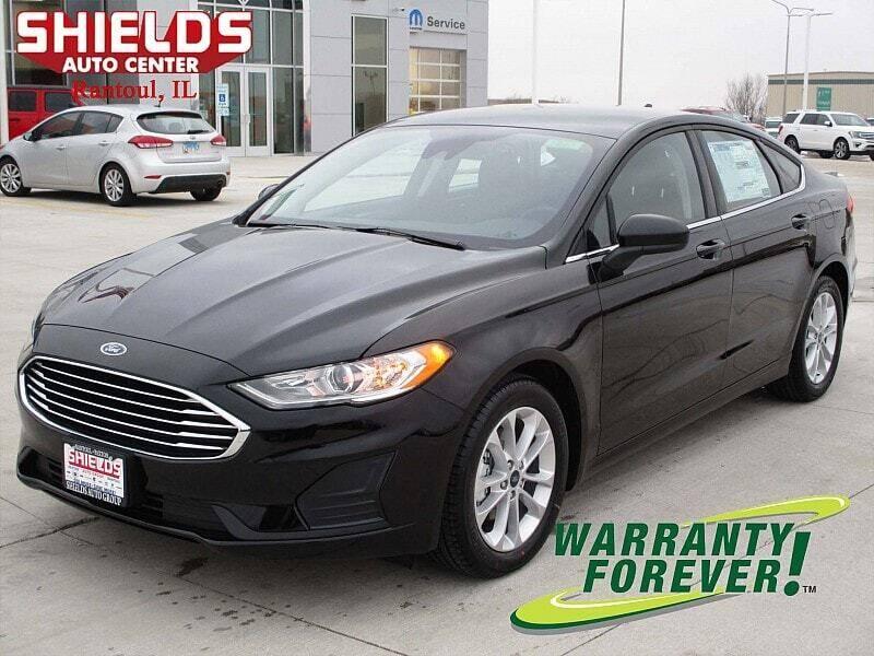 2020 Ford Fusion for sale in Rantoul, IL