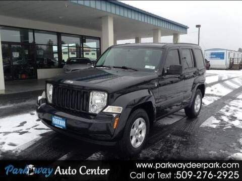 2010 Jeep Liberty for sale at PARKWAY AUTO CENTER AND RV in Deer Park WA