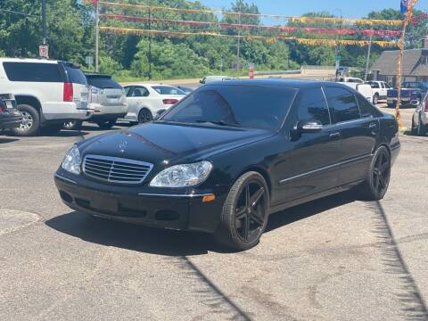 2003 Mercedes-Benz S-Class for sale at Tonka Auto & Truck in Mound MN