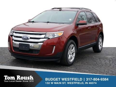 2014 Ford Edge for sale at Tom Roush Budget Westfield in Westfield IN