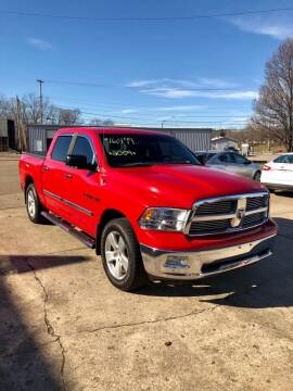 2009 Dodge Ram Pickup 1500 for sale at Stephen Motor Sales LLC in Caldwell OH