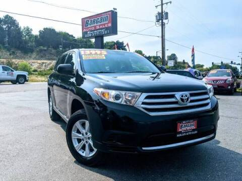 2011 Toyota Highlander for sale at Bargain Auto Sales in Garden City ID