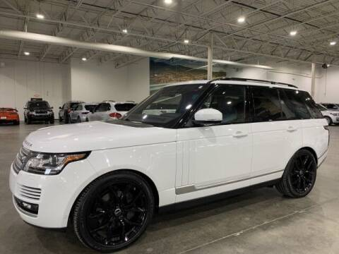 2014 Land Rover Range Rover for sale at Godspeed Motors in Charlotte NC