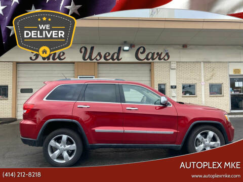 2011 Jeep Grand Cherokee for sale at Autoplexwest in Milwaukee WI