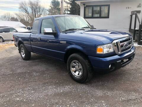 2008 Ford Ranger for sale at Car Man Auto in Old Forge PA